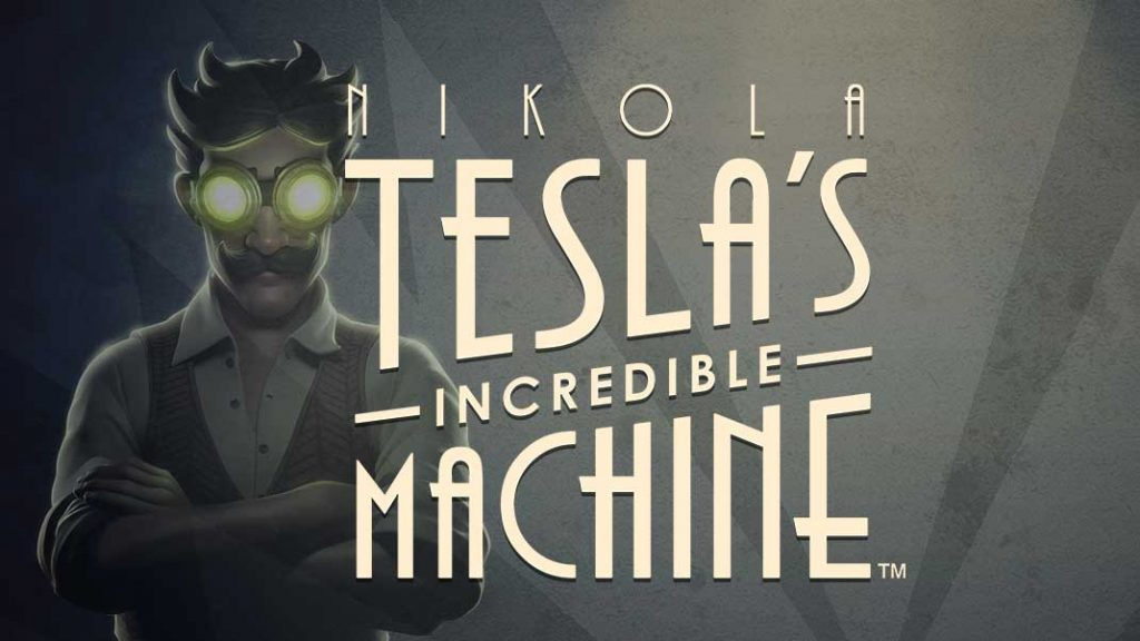 Nikola-teslas-incredible-machine-slot-logo